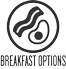 Breakfast Option icon